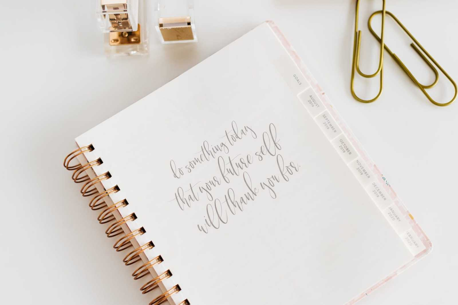 My daily planner